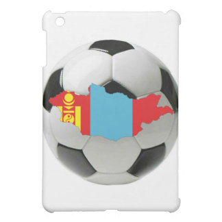 Mongolia football soccer case for the iPad mini