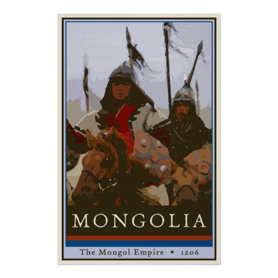 Mongolia Poster