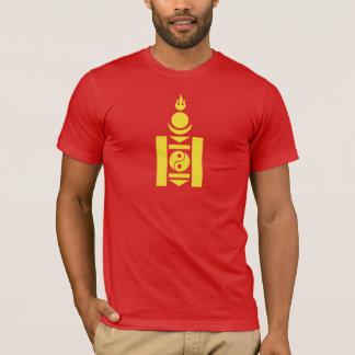 Mongolia Soyombo symbol t-shirt