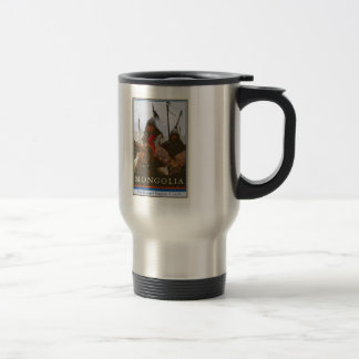 Mongolia Stainless Steel Travel Mug