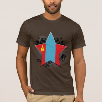 Mongolia Star T-Shirt