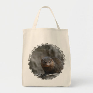 Mongoose Grocery Tote Tote Bag
