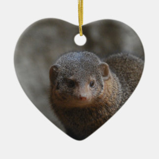 Mongoose Ornament