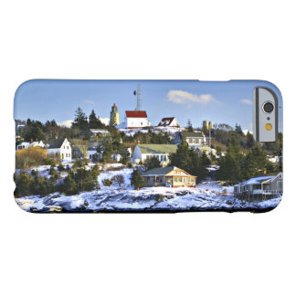 Monhegan Island Lighthouse, Maine Barely There iPhone 6 Case