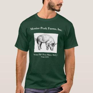 "Monier Pork Farms, Inc., "" Swine Flu* Fr... T-Shirt"