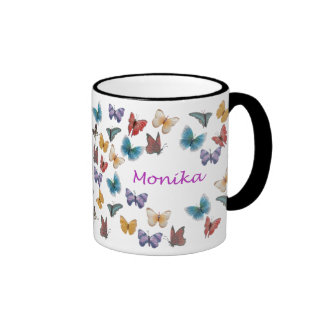 Monika Ringer Coffee Mug