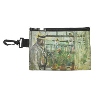 """Monisot's """"Eugene Manet"""" accessory bags"""