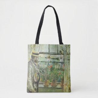 "Monisot's ""Eugene Manet"" art bags Tote Bag"