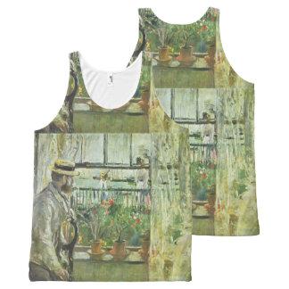"Monisot's ""Eugene Manet"" art tanktop All-Over Print Tank Top"
