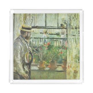 """Monisot's """"Eugene Manet"""" art trays"""
