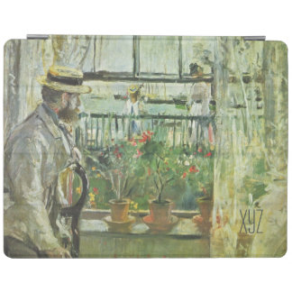 "Monisot's ""Eugene Manet"" custom device covers iPad Cover"