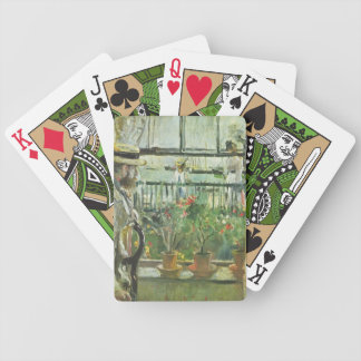 "Monisot's ""Eugene Manet"" playing cards"