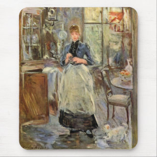 """Monisot's """"The Dining Room"""" mousepad"""