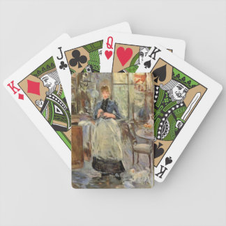 monisot s the dining room playing cards