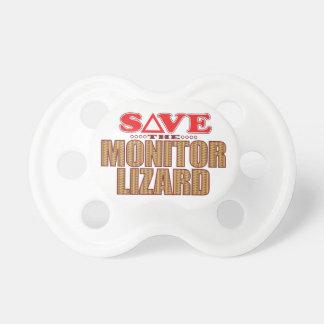 Monitor Lizard Save Dummy