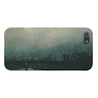 Monk by sea, 1809 case for the iPhone 5