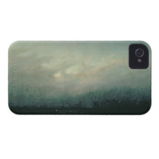 Monk by sea, 1809 Case-Mate iPhone 4 cases