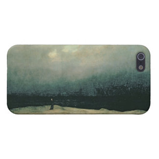 Monk by sea, 1809 iPhone 5/5S cover