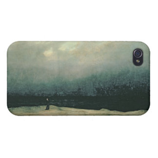 Monk by sea, 1809 iPhone 4/4S case