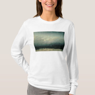 Monk by sea, 1809 T-Shirt