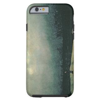 Monk by sea, 1809 tough iPhone 6 case