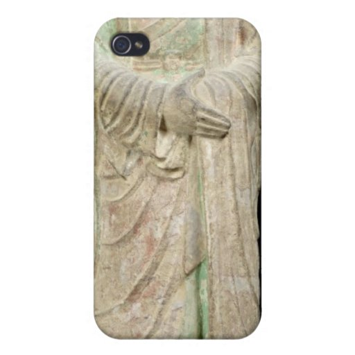 Monk, from Dunhuang, Gansu Province iPhone 4 Case