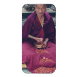 Monk in Bodh Gaya iPhone Case iPhone 5 Covers