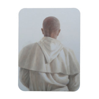 Monk Sant'Antimo II 2012 Rectangular Photo Magnet