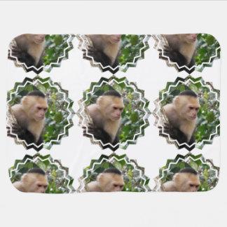 monkey-101 swaddle blanket