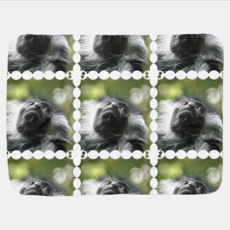 monkey-52 baby blanket
