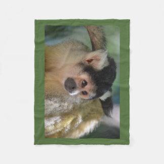Monkey - Africa Collection Fleece Blanket