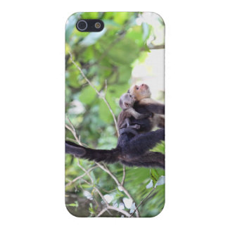 Monkey and Baby Case For iPhone 5