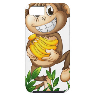 Monkey and banana iPhone 5 covers