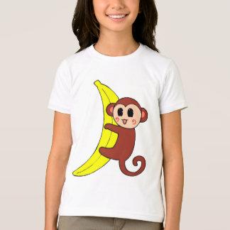 Monkey and Banana Kid's Tees - Matching Shoes