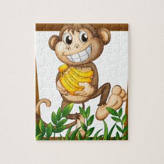 Monkey and banana puzzles