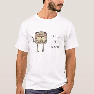 Monkey and Banana T-Shirt