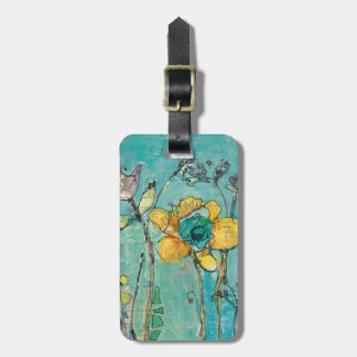 Monkey and Mommy Luggage Tag