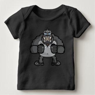 Monkey Baby black tshirt