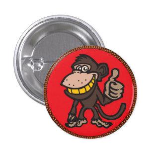 Monkey Badge 1