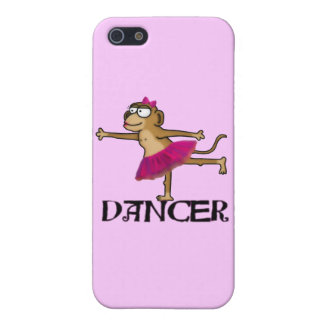 Monkey Ballet iPhone 5/5S Covers