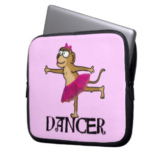 Monkey Ballet Computer Sleeves
