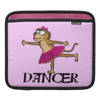 Monkey Ballet Sleeves For iPads