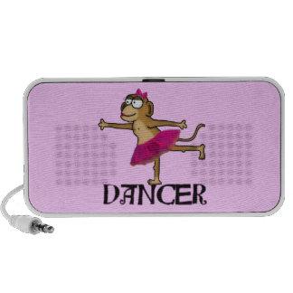 Monkey Ballet iPhone Speaker