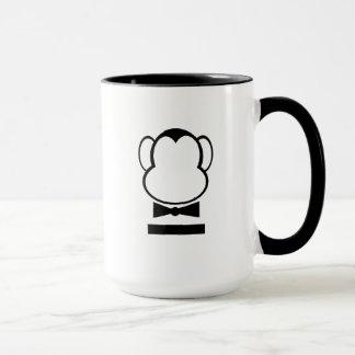 Monkey Bar Drink No Evil Coffee Mug