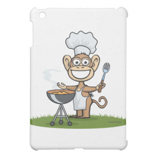 Monkey Barbecue iPad Mini Cases