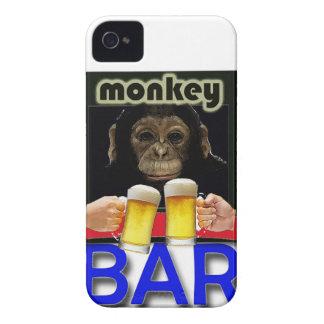 MONKEY BARS MAN iPhone 4 CASE
