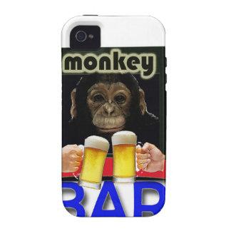 MONKEY BARS MAN VIBE iPhone 4 COVER