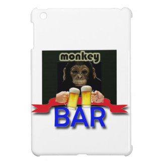 MONKEY BARS MAN iPad MINI COVER