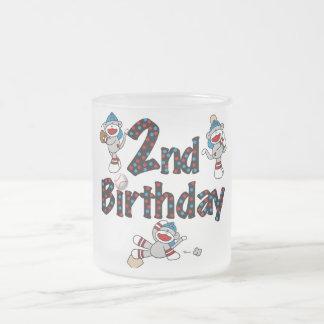 Monkey Baseball 2nd Birthday Tshirts and Gifts Mugs
