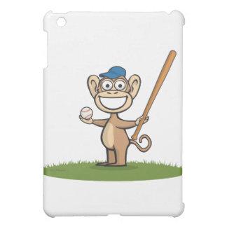Monkey Baseball iPad Mini Cases